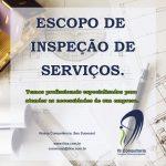 Escopo de Inspeção de Serviços