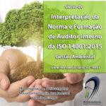 Curso de Formação de Auditor Interno da Norma NBR ISO 14001:2015