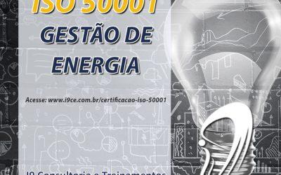 Certificação NBR ISO 50001:2018