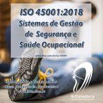 Certificação ISO 45001:2018