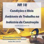 Treinamento – NR 18 – Segurança na Construção Civil