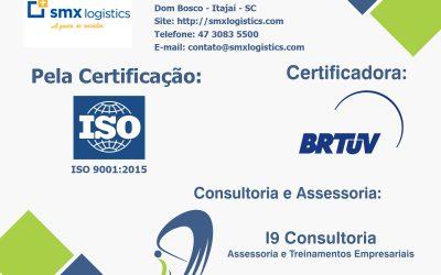 Cliente Certificado – SMX Logistics