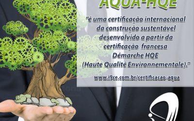 Certificação AQUA-HQE