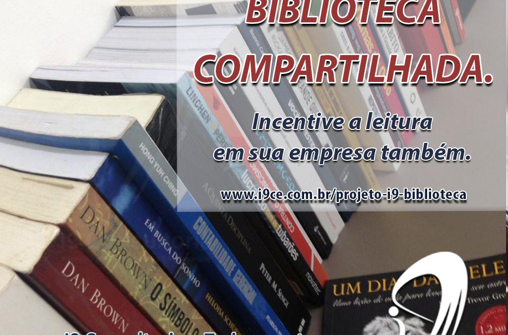 Projeto I9 – Biblioteca Compartilhada