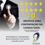 10 Motivos para contratação de uma Consultoria