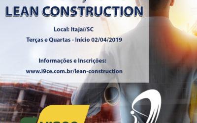 Curso de Introdução ao Lean Construction