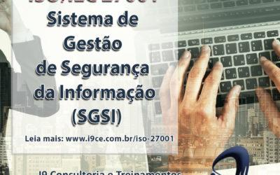 ISO/IEC 27001 – Sistema de Gestão de Segurança da Informação