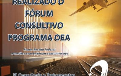 Realizada Plenária do Fórum Consultivo OEA