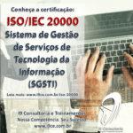 ISO/IEC 20000:2018 – Gestão de Serviços de Tecnologia da Informação
