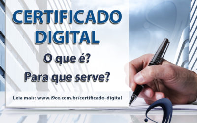 Certificado Digital – O que é? Para que serve?