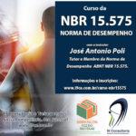 Curso – NBR 15.575 – Norma de Desempenho