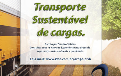 Programa de Transporte Sustentável de cargas