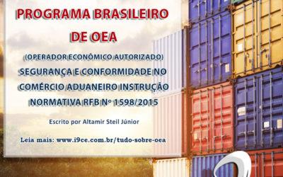 Programa Brasileiro de OEA: Segurança e Conformidade no Comércio Aduaneiro