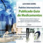 Publicado: Guia de Padrões Internacionais de Medicamentos