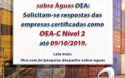 Pesquisa sobre o Despacho sobre Águas OEA