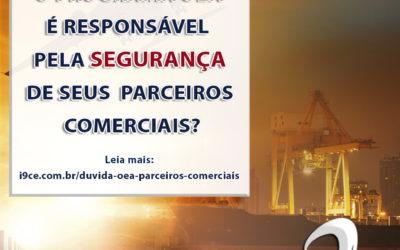 Dúvida OEA – O OEA é responsável pela segurança de seus parceiros?