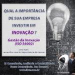 ISO 56002: A importância de inovar!