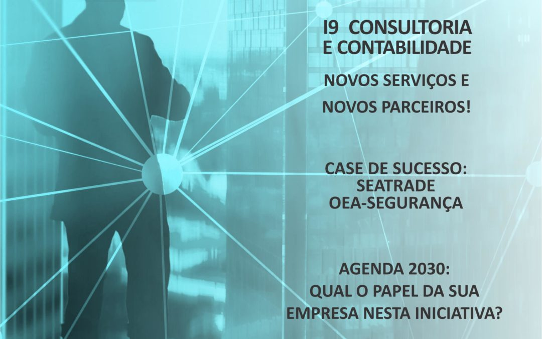 Revista I9 Consultoria – Newsletter – 8ª Edição – 2019