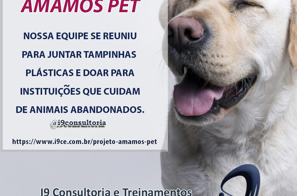Projeto: Nós Amamos Pet