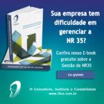 E-book Gestão da NR 35 – Trabalho em Altura