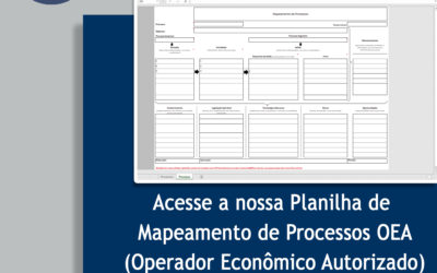 Planilha de Mapeamento de Processos OEA
