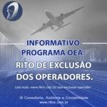 OEA: Publicado rito de exclusão dos operadores do Programa