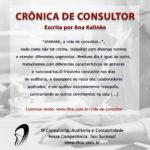 Crônica de Consultor