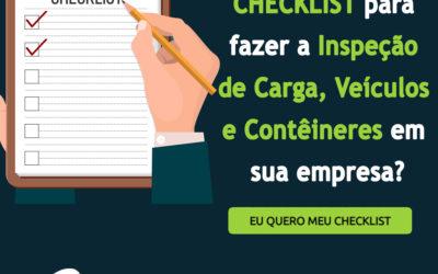 Material Gratuito – Checklist Inspeção de Carga, de Veículos e Contêineres