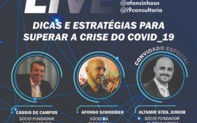 Live Instagram – Dicas e Estratégias para Superar Crises