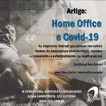 Artigo: Home Office e Covid-19