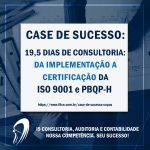 Case de Sucesso – Construtora Copas – 19,5 dias de Consultoria
