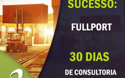 Case de Sucesso – Fullport – 30 dias de Consultoria