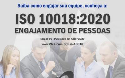 ISO 10018:2020 – Engajamento de pessoas