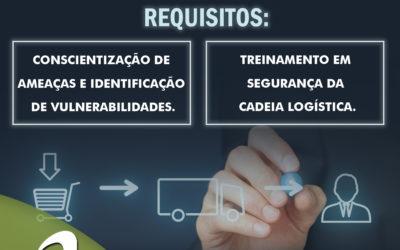 OEA – Critérios de Segurança – Treinamentos