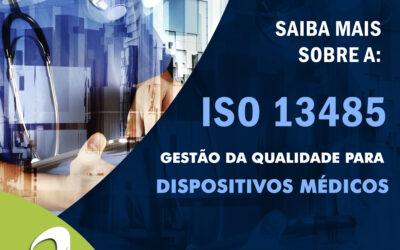 NBR ISO 13485:2016 – Dispositivos médicos – Gestão de qualidade