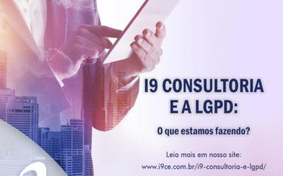 I9 Consultoria e a LGPD