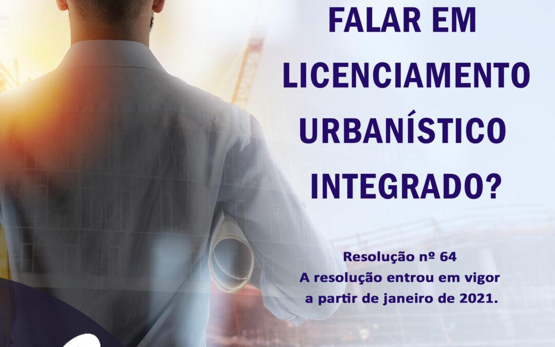 Licenciamento Urbanístico Integrado