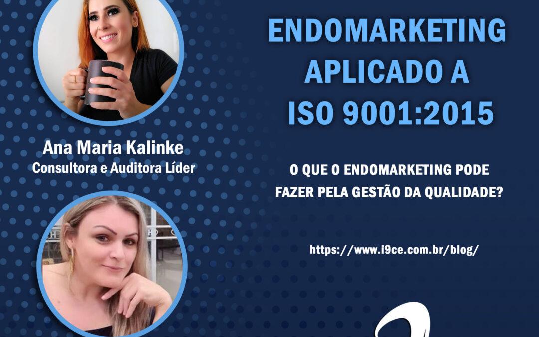 Artigo: Endomarketing aplicado a ISO 9001:2015