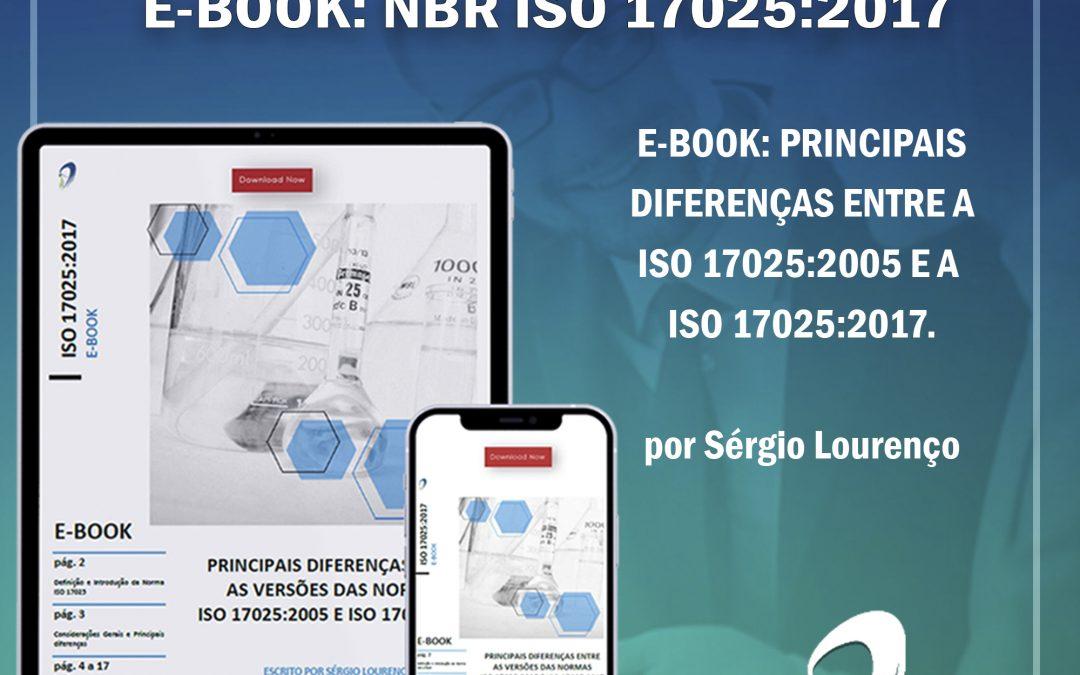 Material Gratuito: E-book NBR ISO 17025