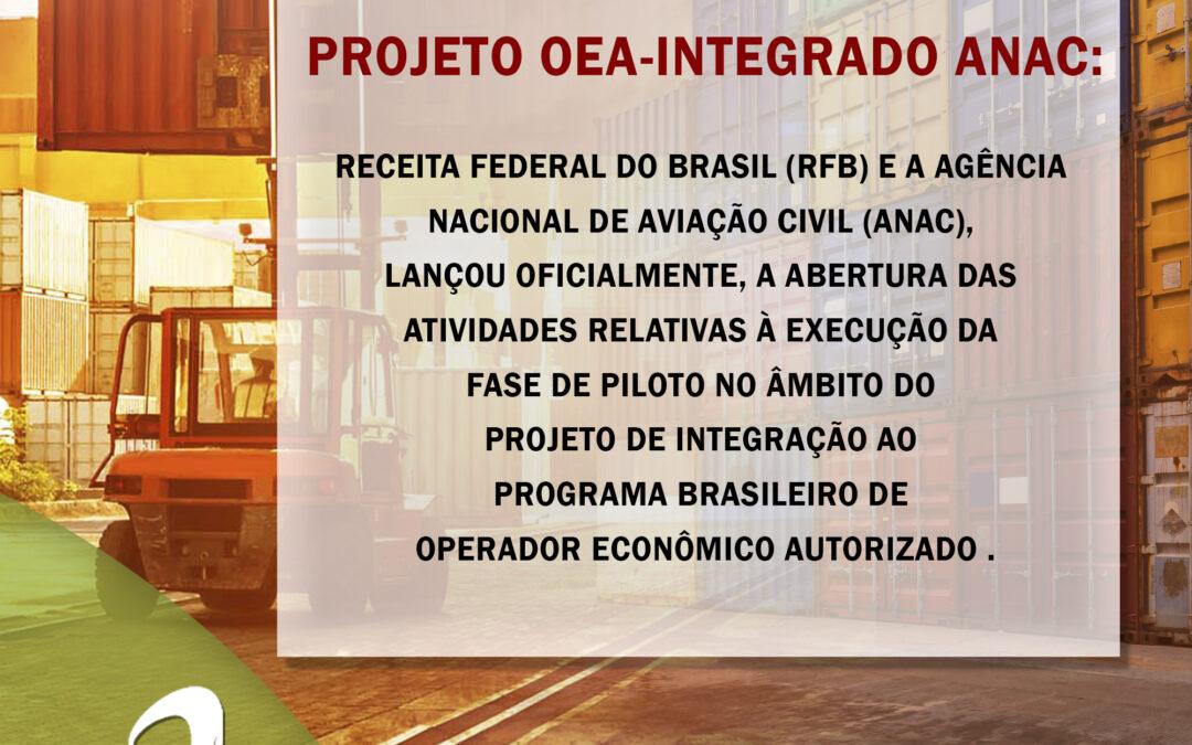 OEA – Projeto OEA-Integrado ANAC